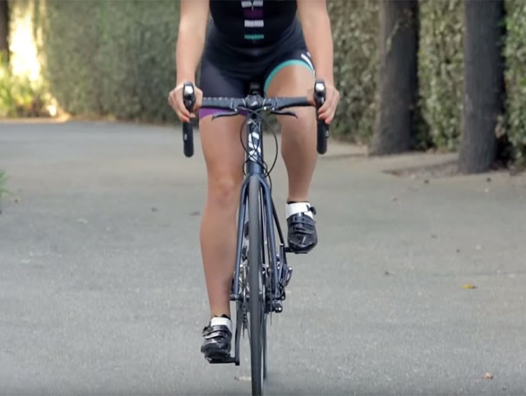 How to Clip in on a Bike