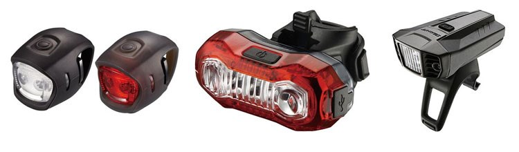 Bike Lights for Road Riding