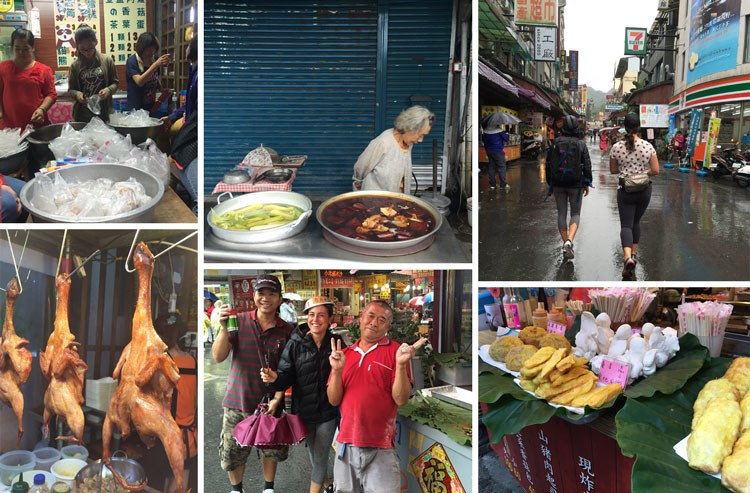Food and People in Taiwan