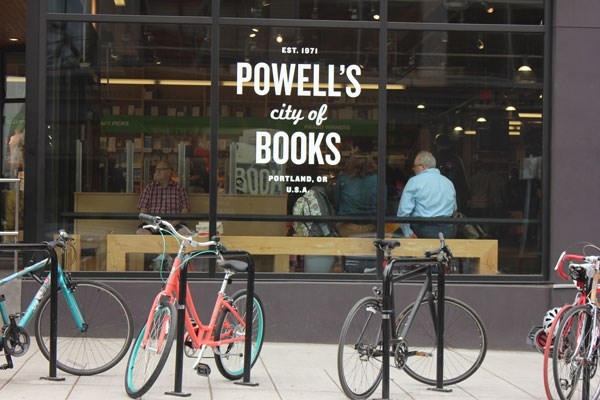 Powells Books PDX