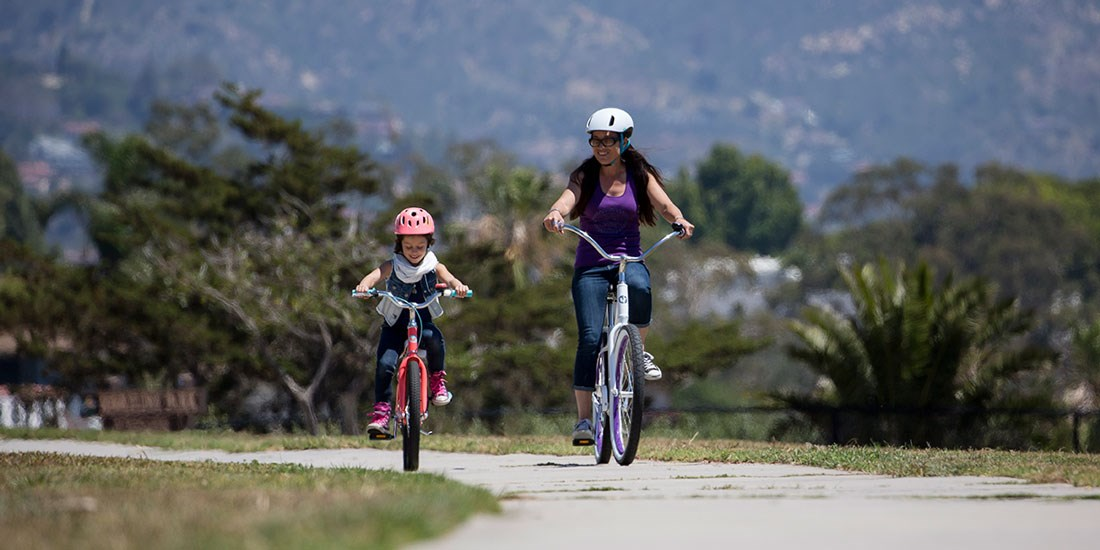 Riding Bikes with Kids