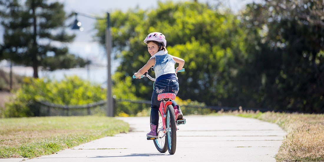 How to Teach an Anxious Kid How to Ride a Bike | Liv Cycling Official site