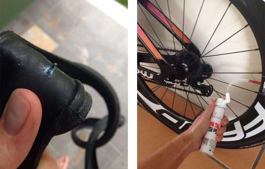 How to Fix a Flat