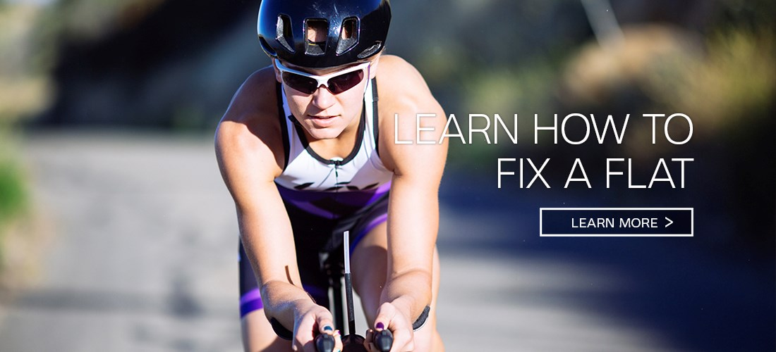 Learn How to Fix a Flat