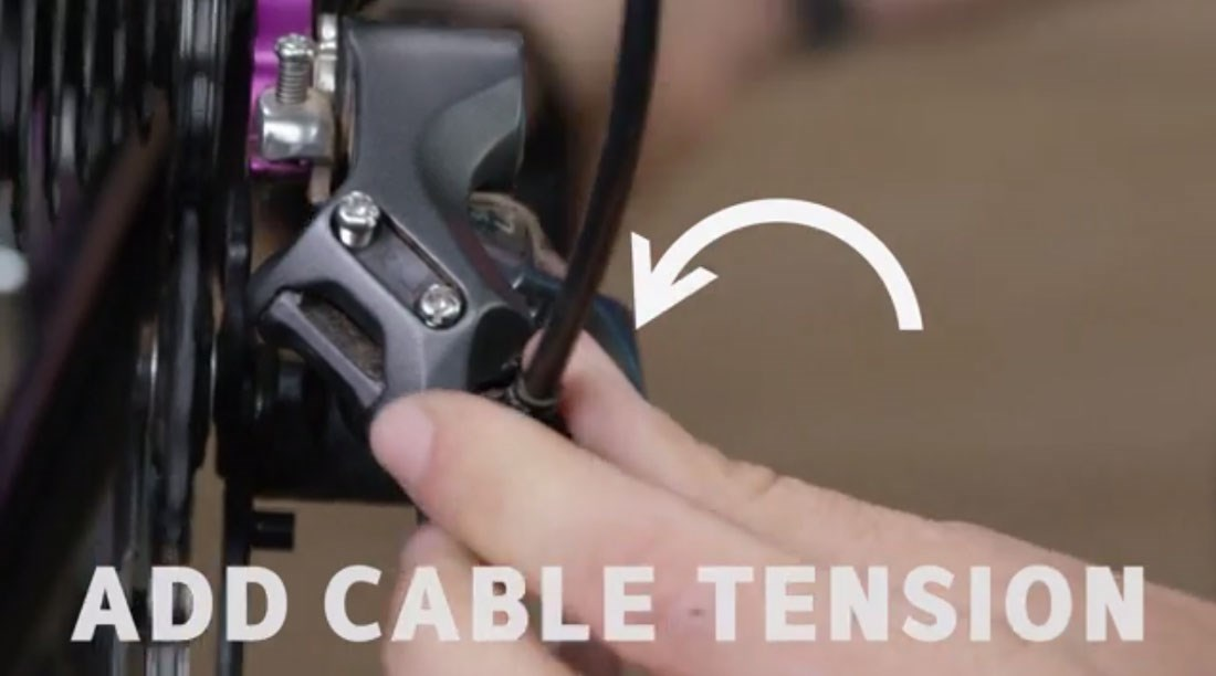 Add Cable Tension