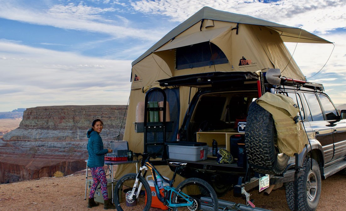 How to Camp with your Mountain Bike | Trail Squad | Liv Cycling Official  site