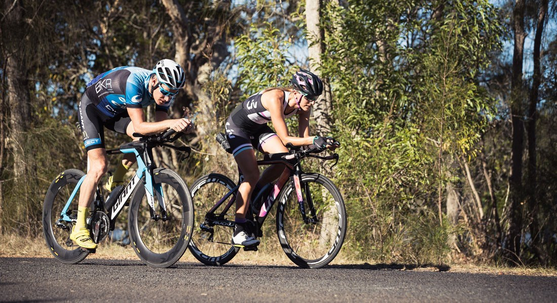 Triathlon Training with your Partner