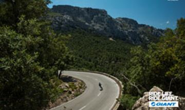Ride Life Ride Giant: RIDE MALLORCA. RIDE GIANT.